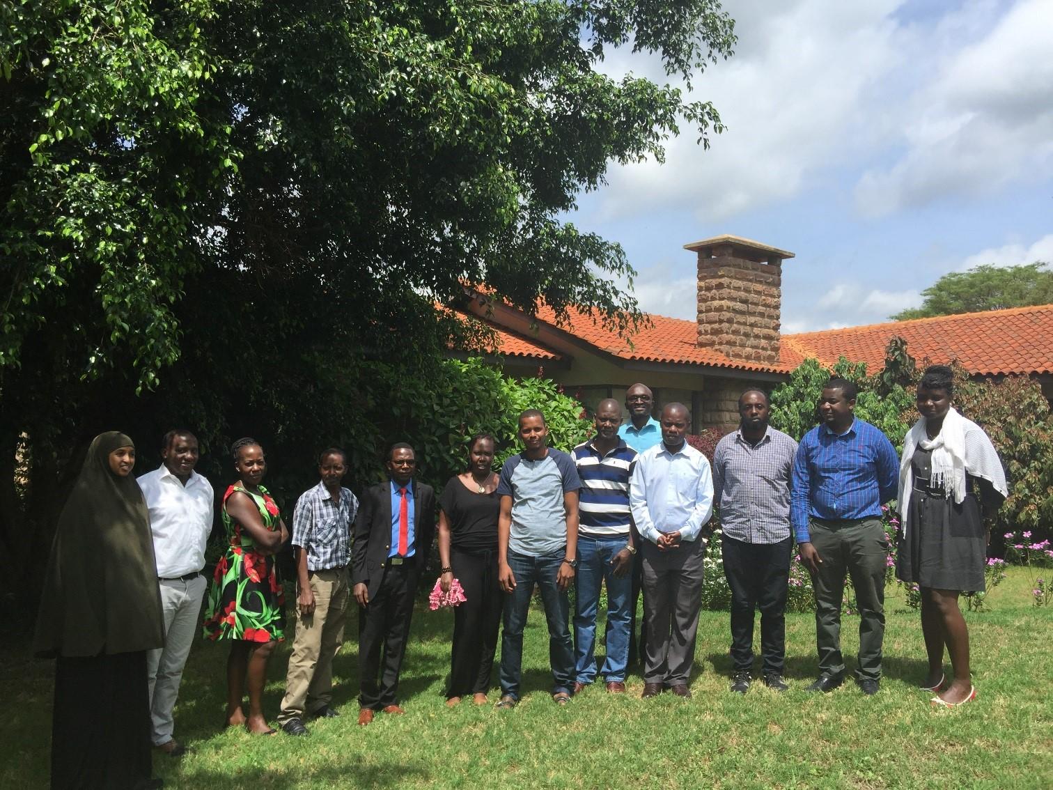 Lamu workshop